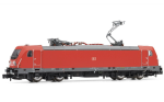 Arnold HN2406 (N 1:160) DB AG, electric locomotive, class 187.1, traffic red livery